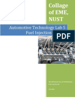 Automotive Technology Lab 5