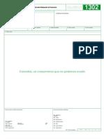 Solicitud Numeracion de Facturacion 1302-7-0