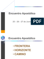 Encuentro apostolico latinoamericano