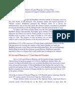 Contribution of Lama Phags-Pa in Yuan China