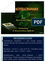 PPT Refrat Trichotillomania