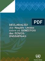 Direitos dos Povos Indígenas
