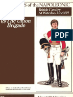 Soldiers of the Napoleonic Wars #8 - The Union Brigade - British Cavalry at Waterloo, June 1815