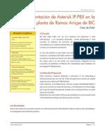 Implementación de Asterisk IP-PBX