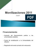 Movilizaciones 2011