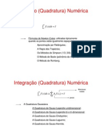 Integracao Numerica Simpson Boole