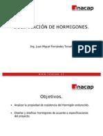 DOSIFICACION DE HORMIGONES