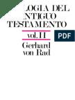 24499014 Gerhard Von Rad Teologia Del Antiguo Test Amen To Vol II
