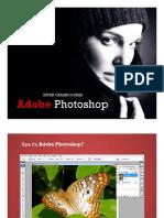 Komunikasi Grafis - Adobe Photoshop 1