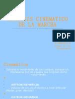 Análisis Cinemático