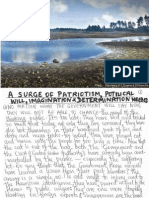 A Surge of Patriotism, Political Will, Imagination & Determination Needed