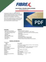 Fbx Industrial Board Insulations