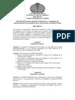 Propuesta de Reglamento del CDCB-FCEUSB