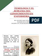 Epistemologia y El Problema Del Conocimiento en Enfermeria 1229031855415698 1