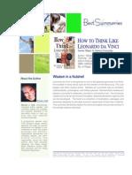 Michael Gelb - How to Think Like Leonardo Da Vinci
