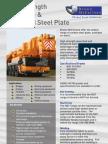 High Strength Steel Plate
