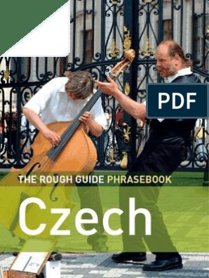 The Rough Guide Phrase Book Czech