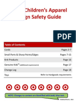 Childrens Design Safety Guide 5.12
