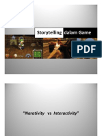 Visual Storytelling - Game