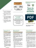 Brochure Tipos Huertas Escolares 2- MEP