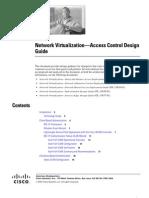Cisco Access Control Design Guide