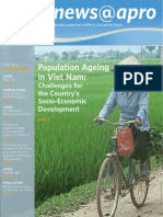 May-June 2011, Population Ageing  in Viet Nam
