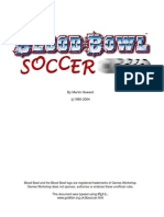 Blood Bowl Soccer 3