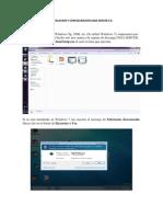 Instalacion y Configuracion Jana Server 2