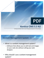 Kentico Cms Overview (1)