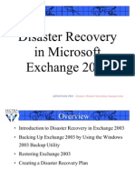 MCSE-06-Implementing of a Exchange Server 2003-09-Theory