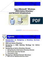 MCSE-07-Designing of an Active Directory Service-01-Theory