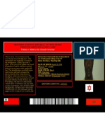 Nationality Card 3.5 by 2.25
