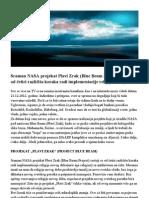 Sraman NASA Projekat Plavi Zrak
