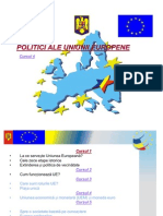 Curs 4 - Politici UE