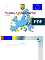Curs 8 - Politici UE