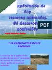 Explotacin de Los Recursos Naturales (Trabajo Soci TEMA 8) (Beatriz, Luca y Nuria)
