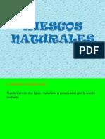 Ciencias Sociales Riesgos Naturales