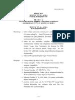 Per 02_MEN_1992 Tentang Tata Cara Penunjukan Kewajiban Dan Wewenang Ahli Keselamatan Dan Kesehatan Kerja