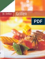 Dr.Oetker-Grillen