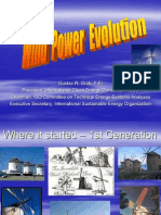 Evolution of Wind Power Ppt