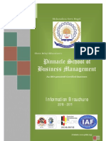 Pinacle School of Business Mgt
