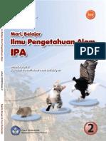 Buku IPA kelas2
