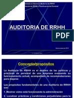 Auditoría de RRHH[1]