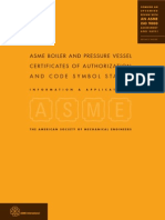53219117 ASME BPV Certificates and Code Symble Stamps