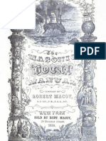 The Masonic Vocal Manual - r Macoy