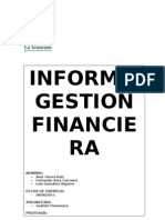 Gestion Financiera - Evaluación de Proyectos.