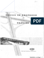 Design of Neoprene Bearing Pads - Dupont