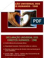 3 DECLARA+ç+âO UNIVERSAL DOS DIREITOS HUMANOS - 1948