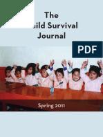 2011 Child Survival Journal
