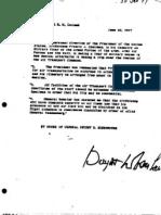 Eisenhower Ireland 30june47